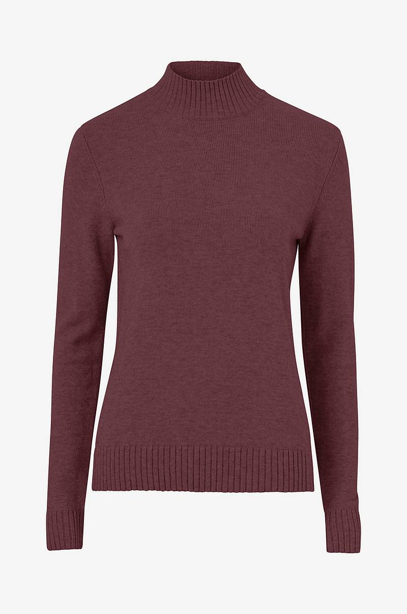 Trøje viRil L/S Turtleneck Knit Top Fav