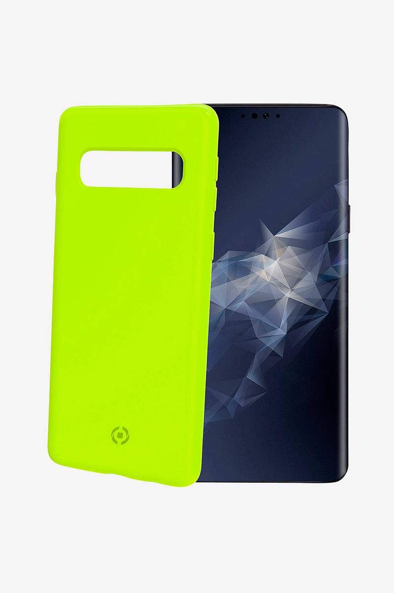 Shock Cover Galaxy S10 Keltainen