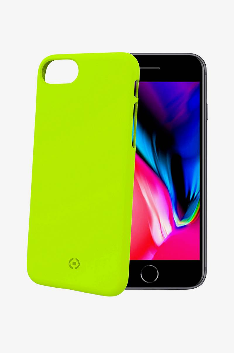 Shock Cover iPhone 8/7 Keltainen