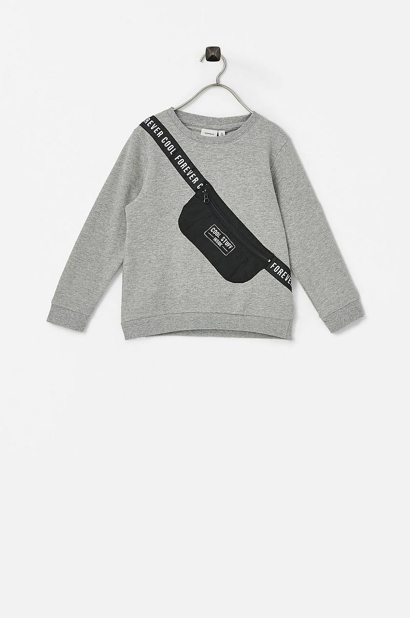 Sweatshirt nmmNabag LS Light Sweat