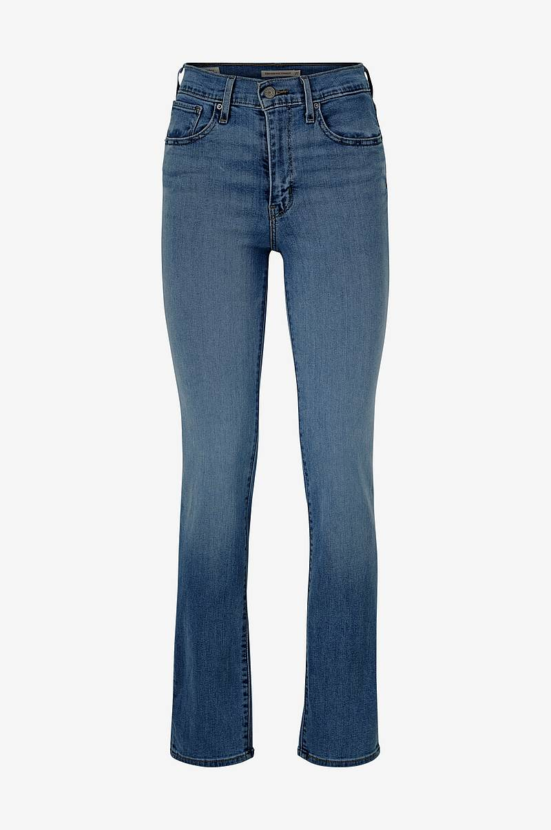 Jeans 724 High Rise Straight London