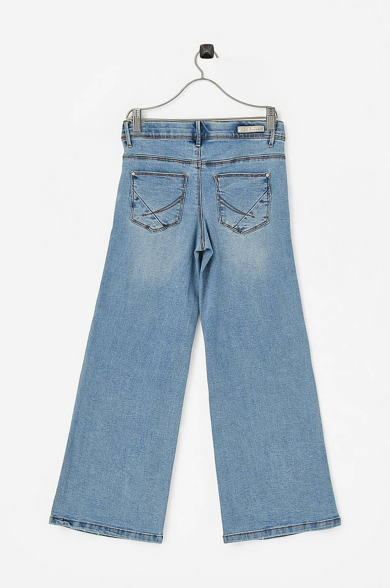 Jeans nkfAterete Dnm 1260 Wide Pant