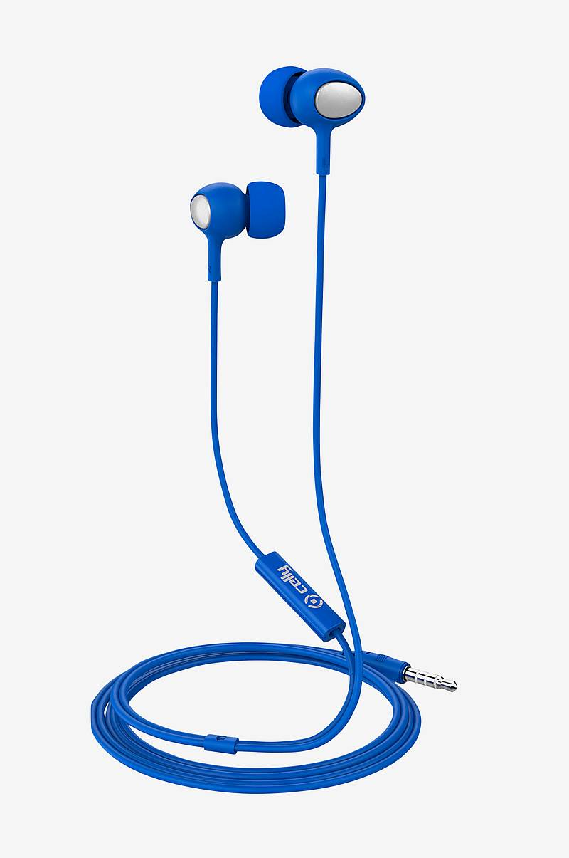 UP500 Stereoheadset In-ear Blå