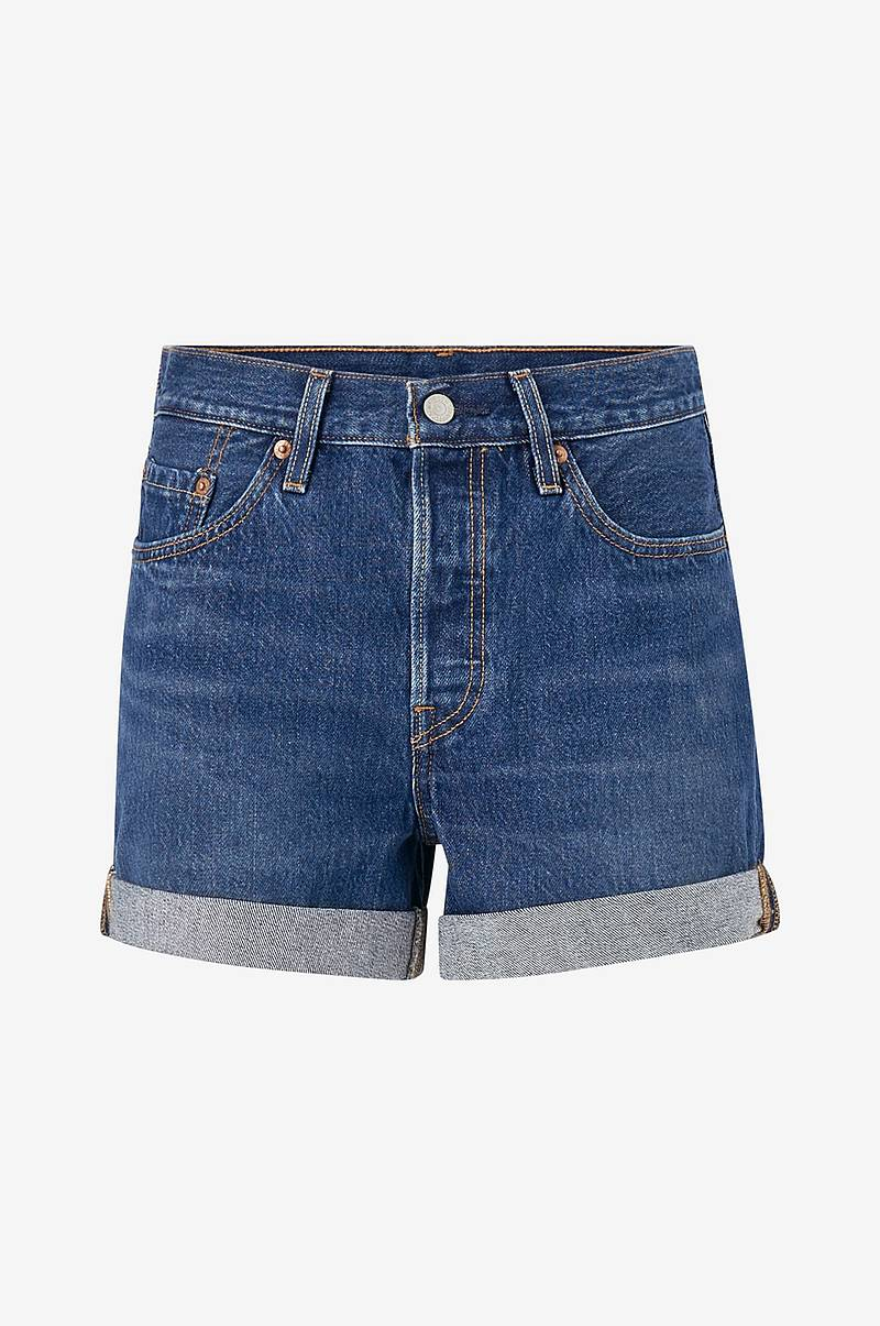 Denimshorts 501 Short Long Montgomery Stonewash