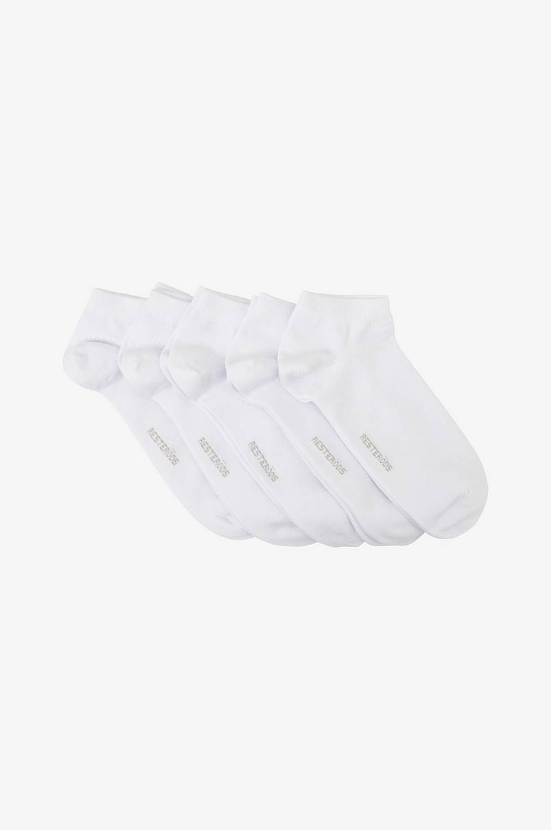 Strumpor Ankle Socks Bamboo 5-pack