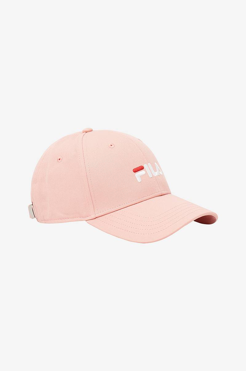 Kasket Unisex 6 Panel Strap Back Linear logo
