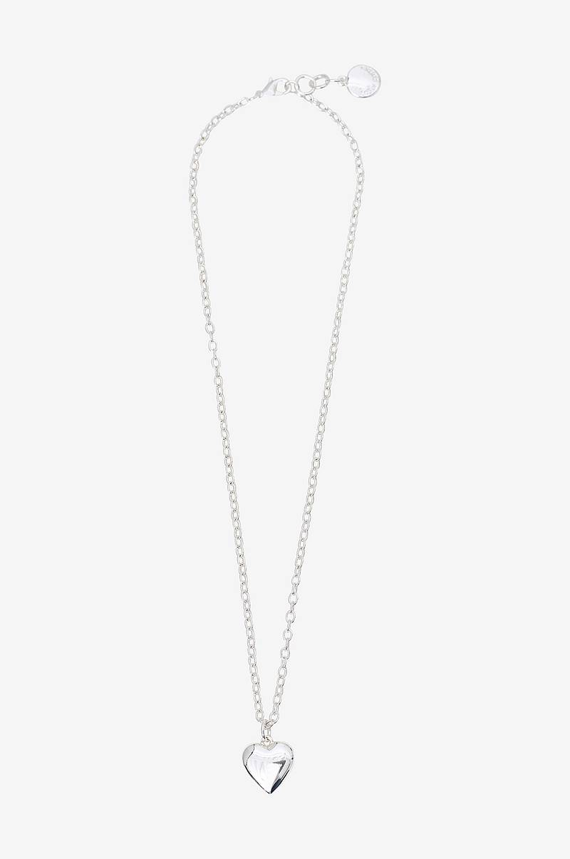 Halskjede Small Card Pendant Necklace