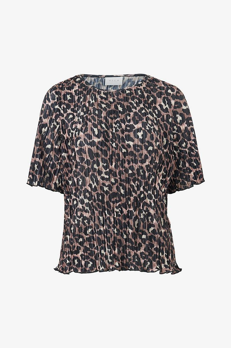 Top viBloomia Leo Print Top