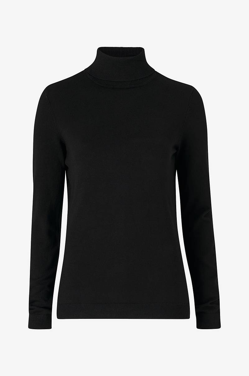Poolopusero viBolonia Knit L/S Rollneck Top