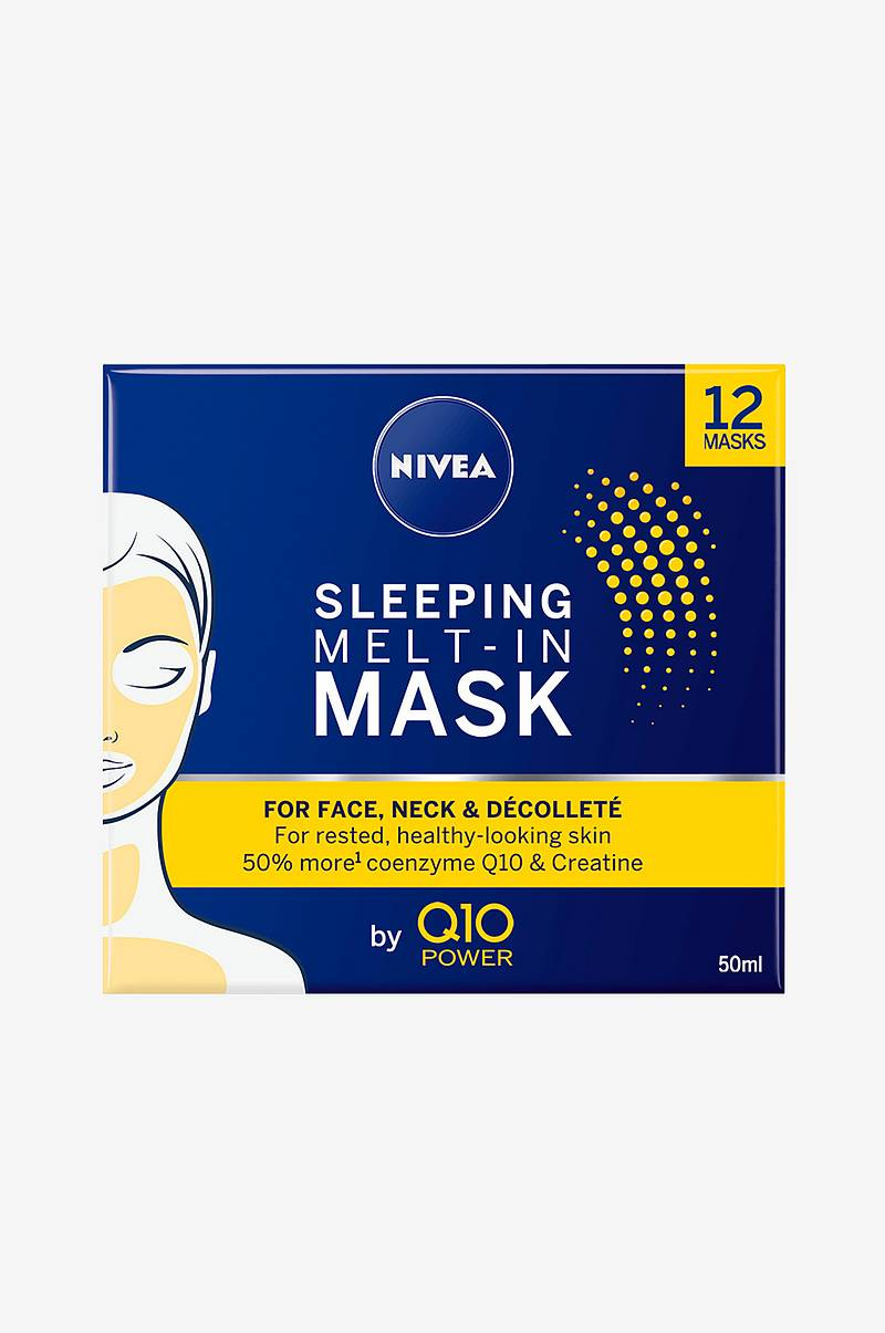 Q10 Sleeping Melt in Mask 50ml