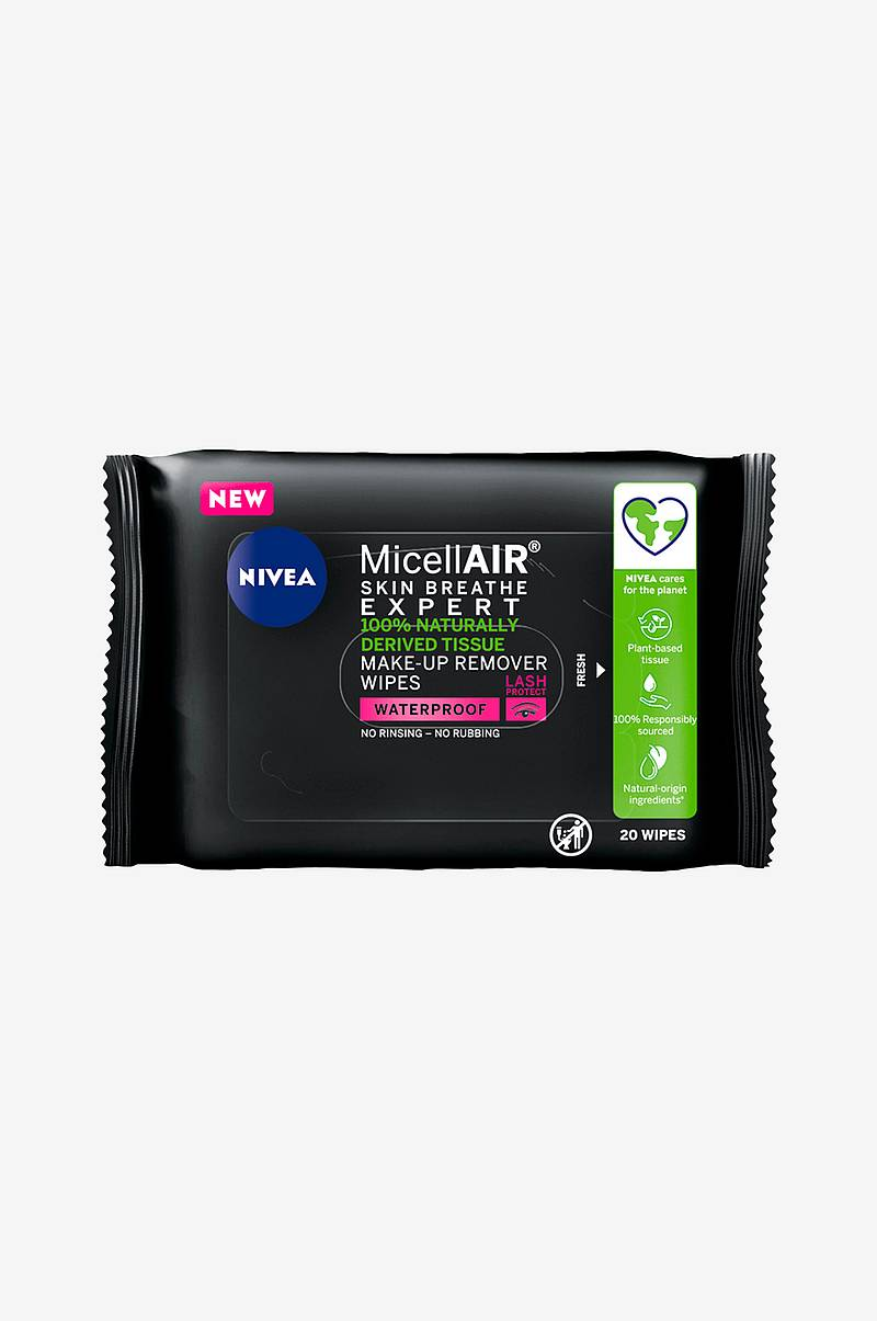MicellAIR Expert Make-up Remover Wipes WP 20st