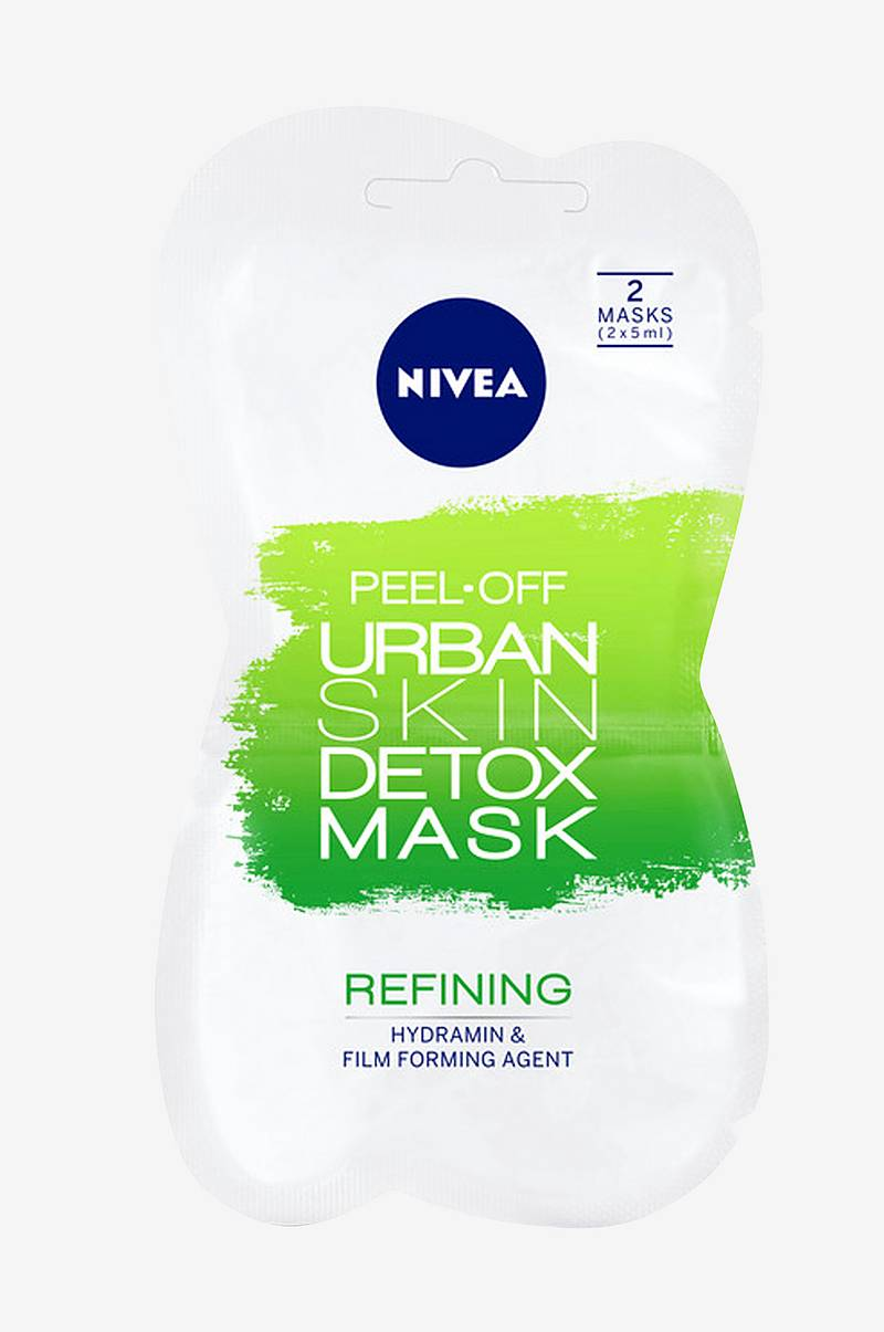 Nivea Peel Off Urban Skin Detox mask 10 ml