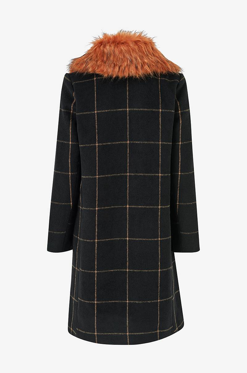 Frakke viFoxia Wool Coat