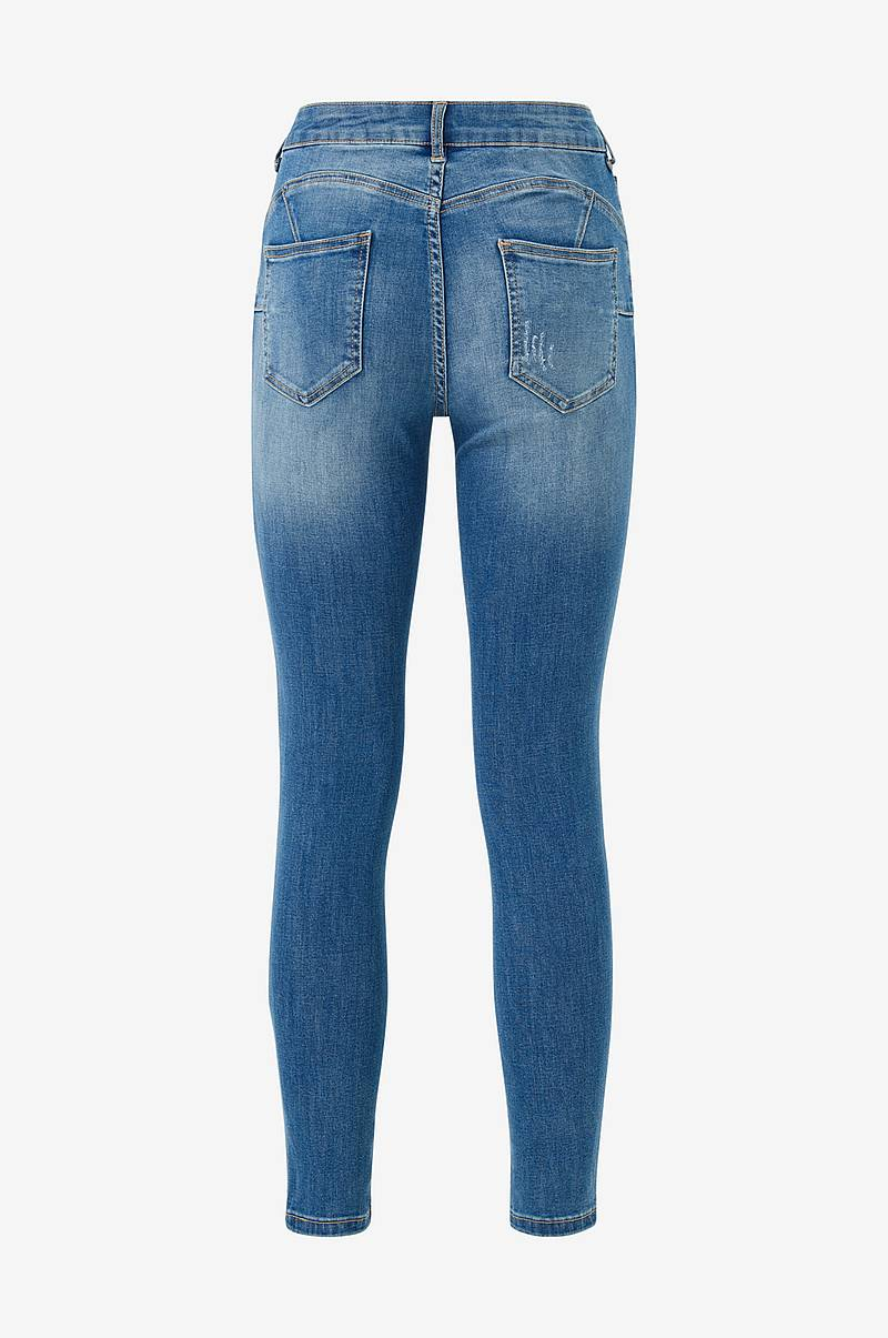 Jeans viCommit RW SS 7/8 Push Up