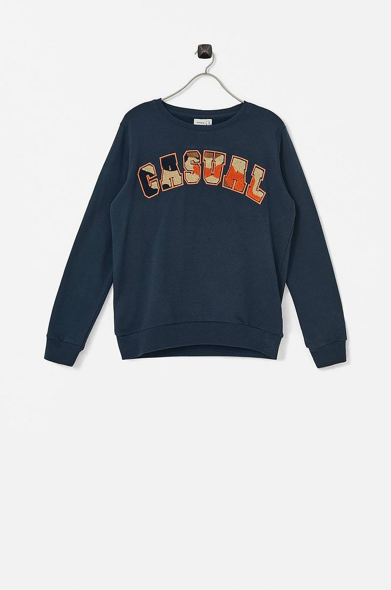 Collegepusero nkmNars LS Sweat Bru