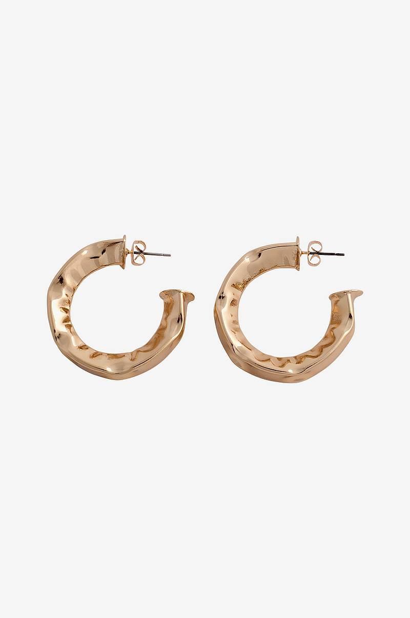 Øreringe pcFroya Hoop Earrings