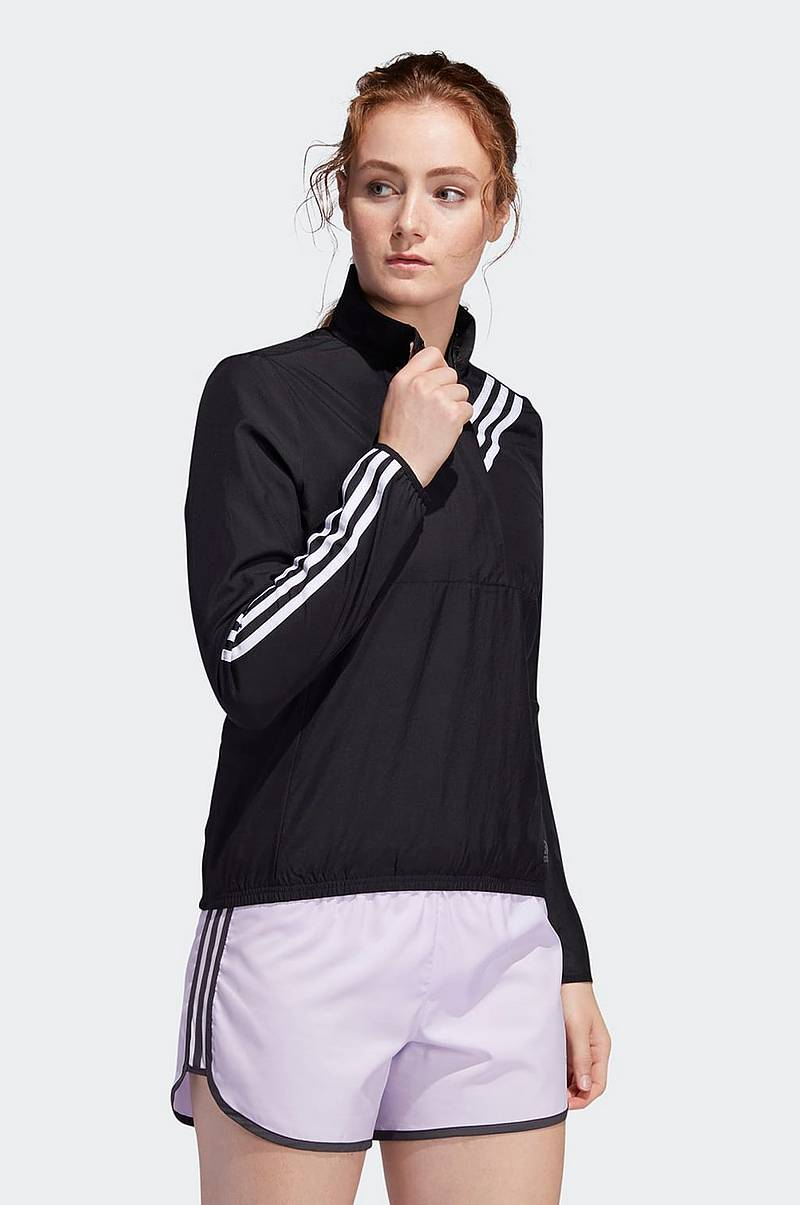 Løpeanorakk Run it 3-stripes Anorak