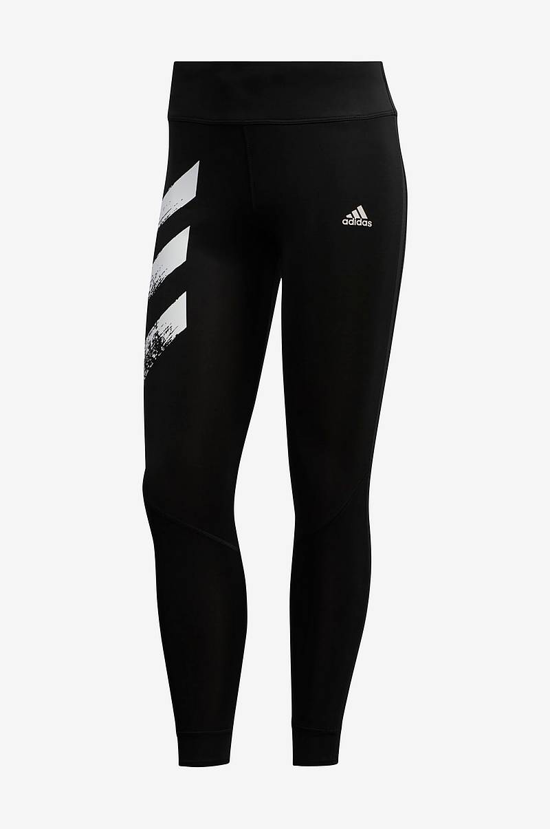 Løpetights Own The Run 3-stripes Fast Tights