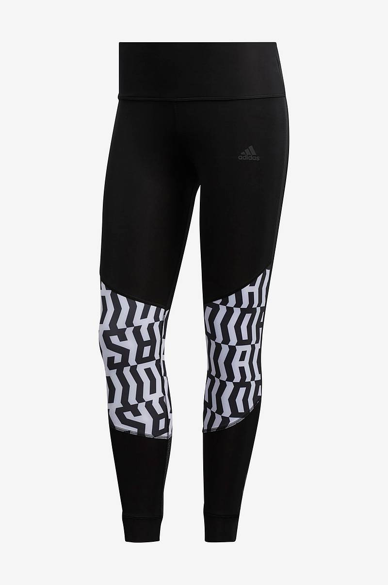 Løpetights Own The Run Graphic Tights