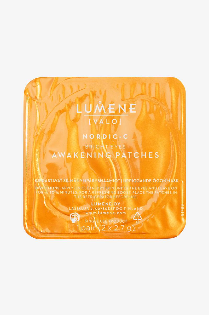 Valo NORDIC-C Bright Eyes Awakening Patches