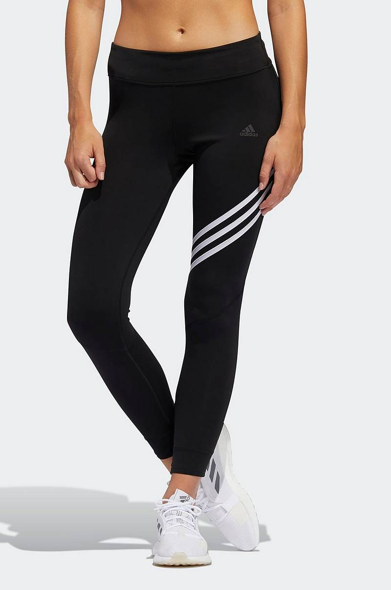 Juoksutrikoot Run It 3-stripes 7/8 Tights
