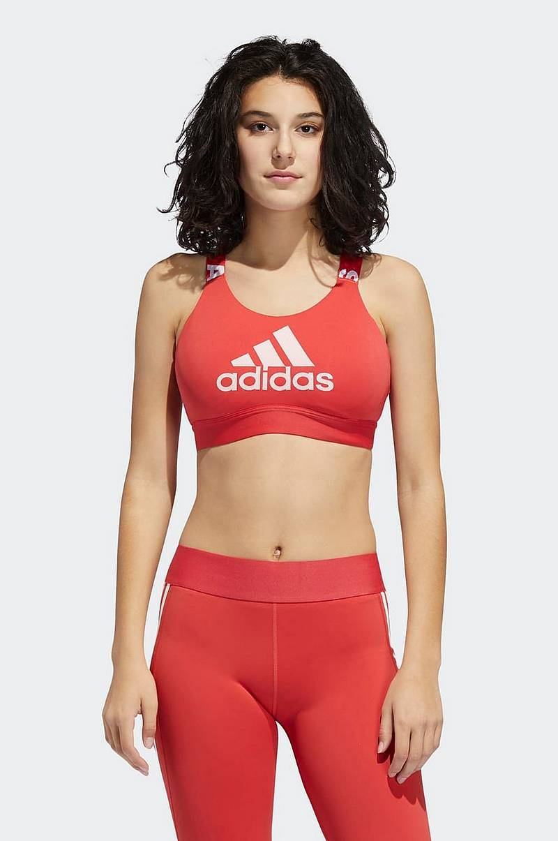 Sports-bh Don't Rest Branded Bra