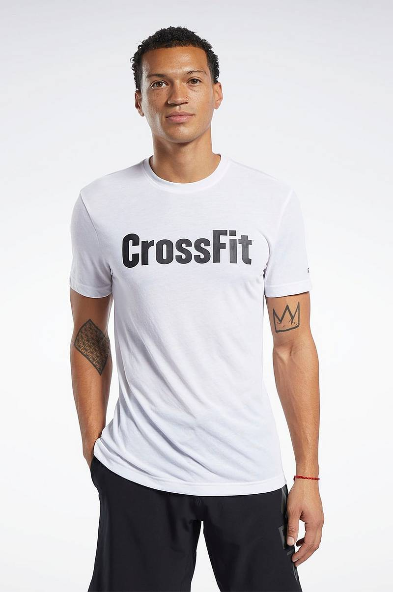 Trænings-T-shirt Reebok CrossFit Read Tee