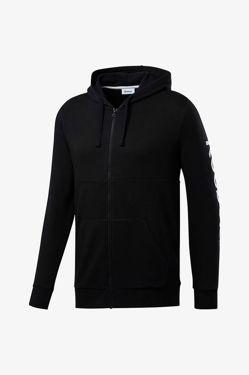 Huvtröja Training Essentials Linear Logo Hoodie