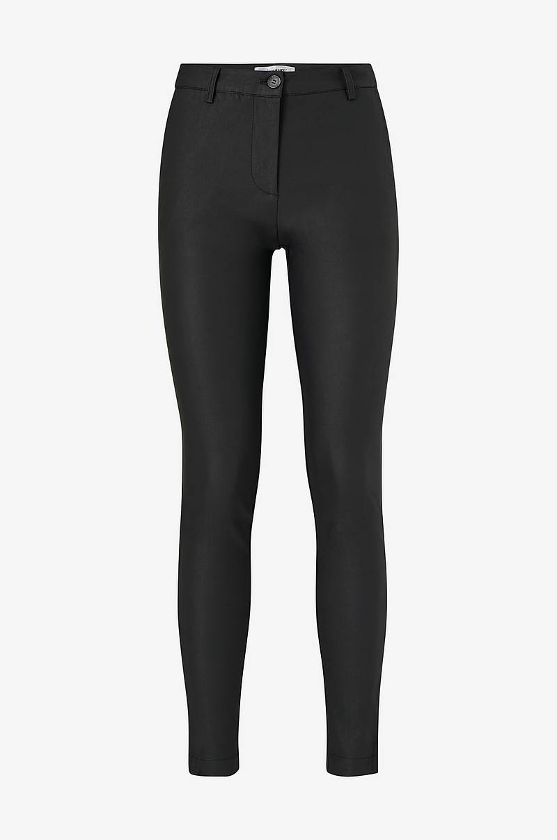 Housut New Julia Coated Pant