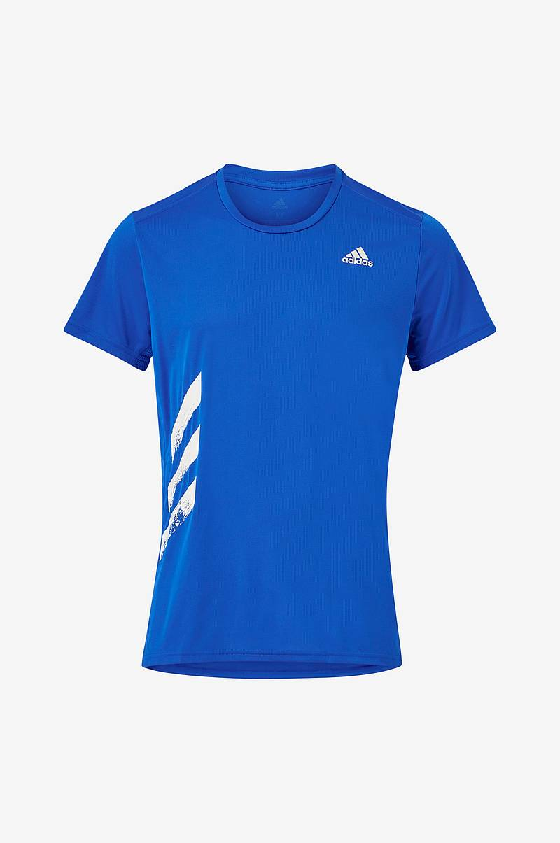 Juoksu-t-paita Run It 3-stripes PB Tee