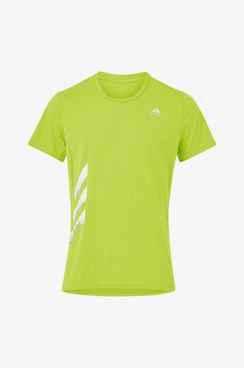 Løbe-T-shirt Run It 3-Stripes PB Tee