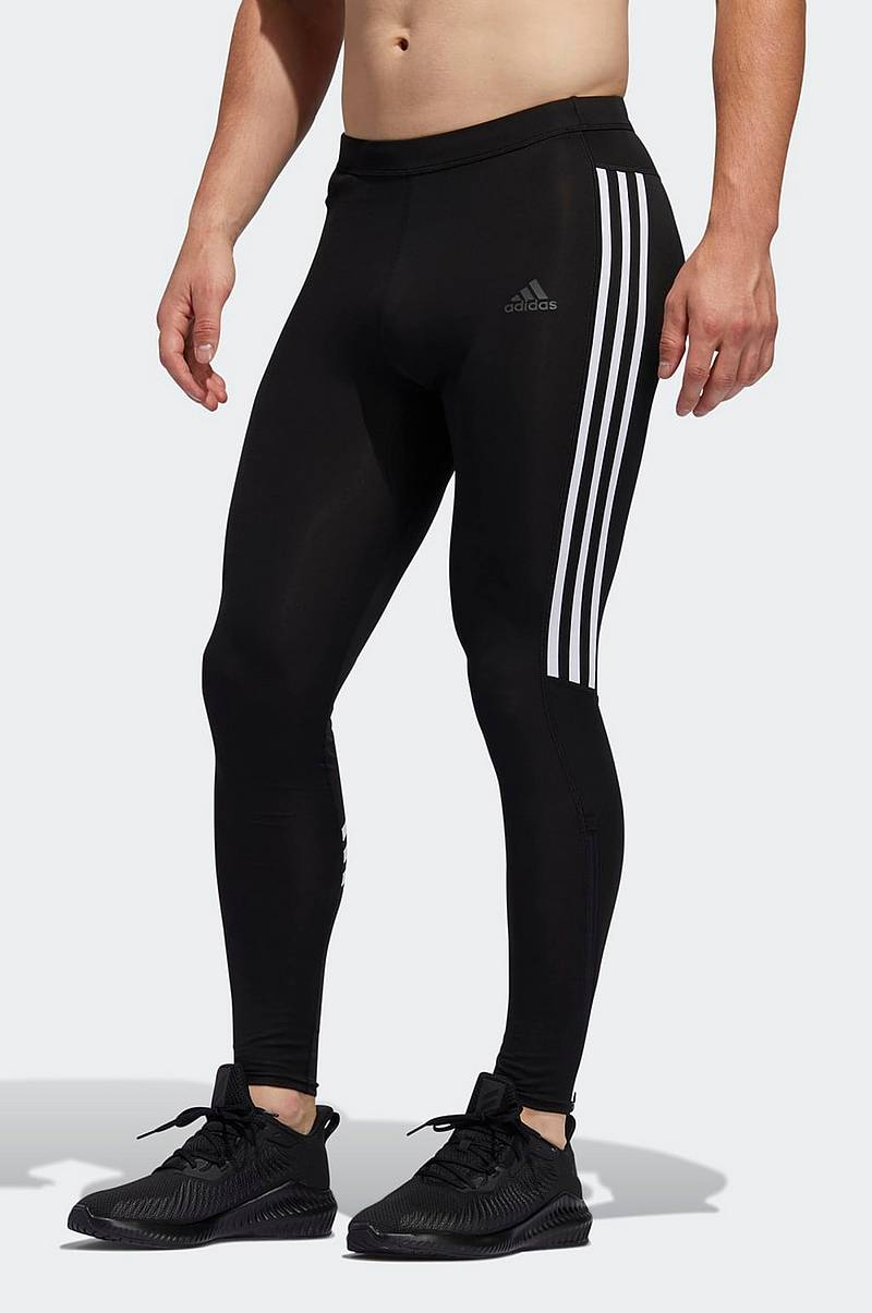 Løbetights Run It 3-stripes Tights