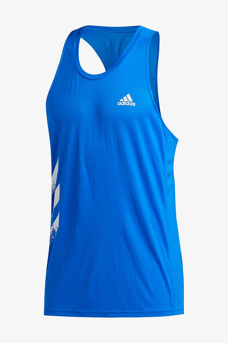 Løbetop Own The Run 3-stripes PB Singlet