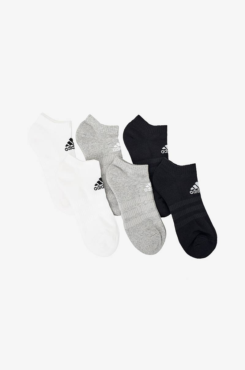 Sportsstrømper Cushioned Low-cut Socks 6-pak