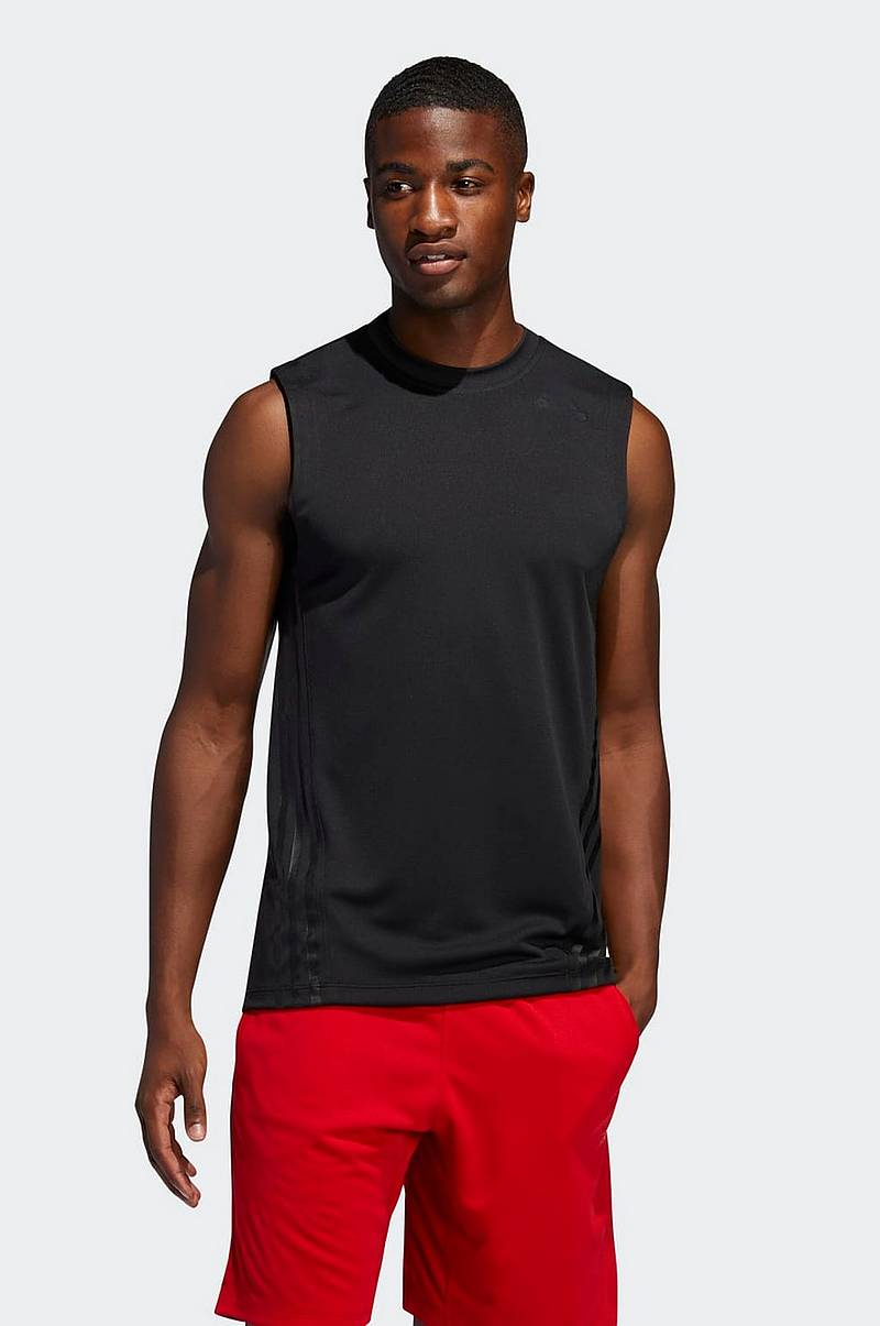 Trenings-T-shirt Aeroready 3-Stripes Tee
