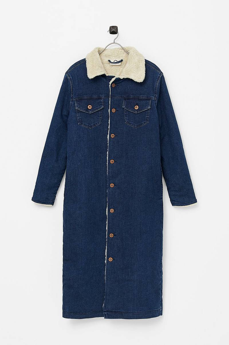 Kåpe Judith Denim Coat