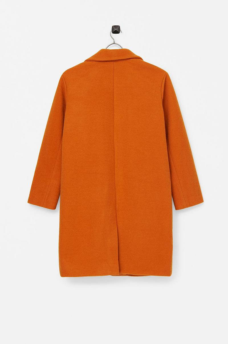 Frakke Bibbi Wool Coat