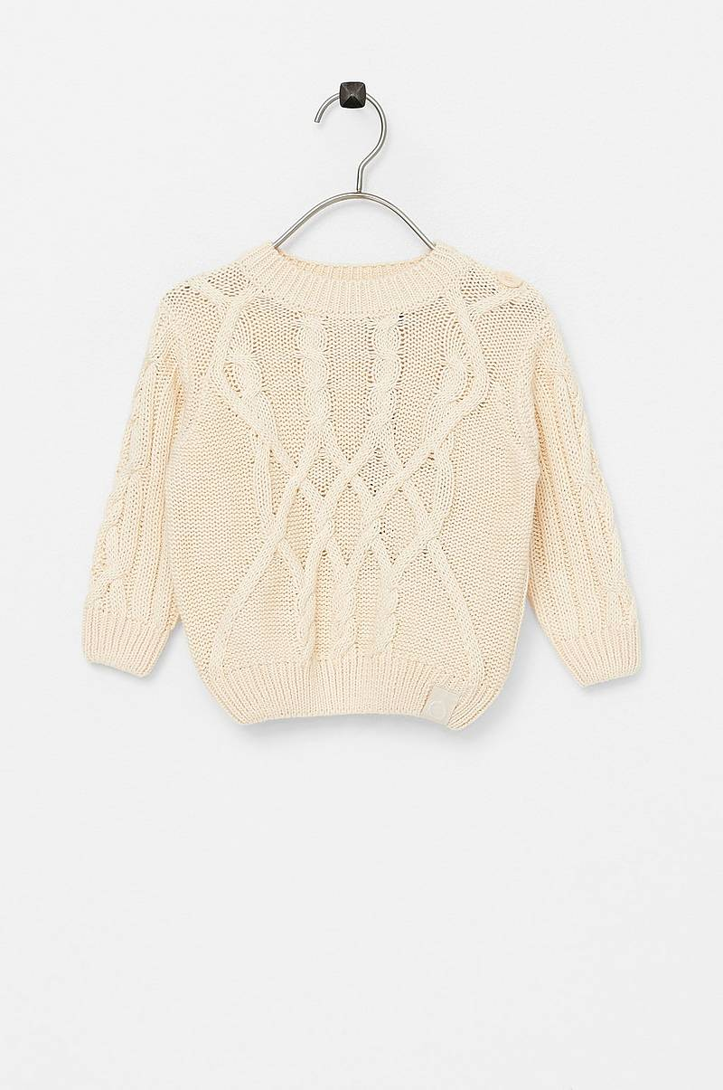 Neulepusero Birk Knitted Sweater
