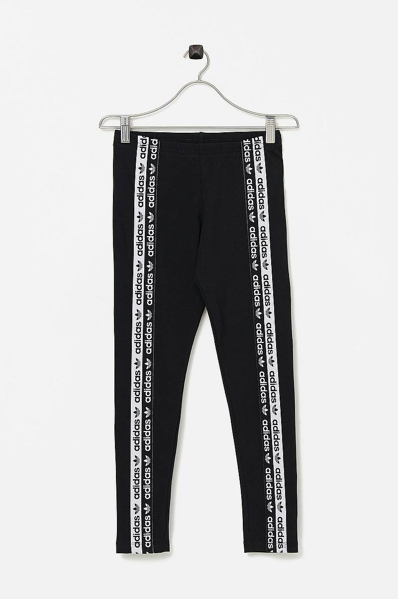 Leggings med logoband