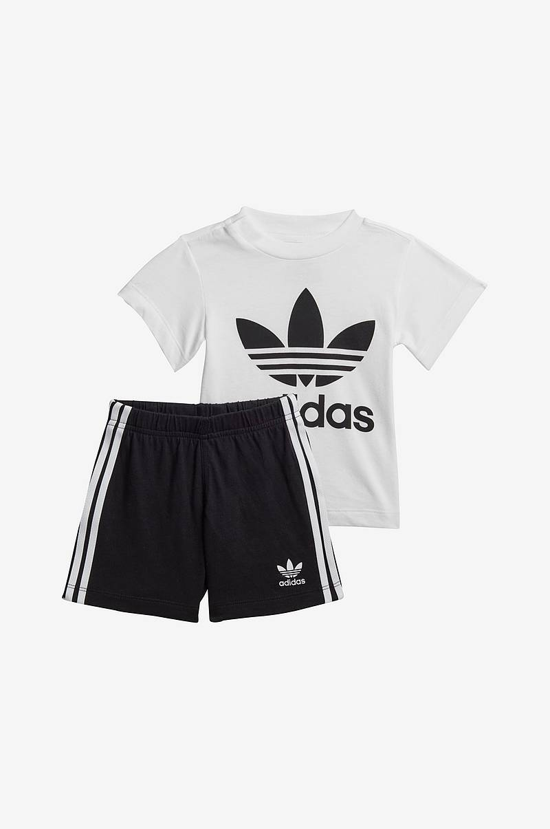 Shortsit + T-paita Trefoil Shorts and Tee Set