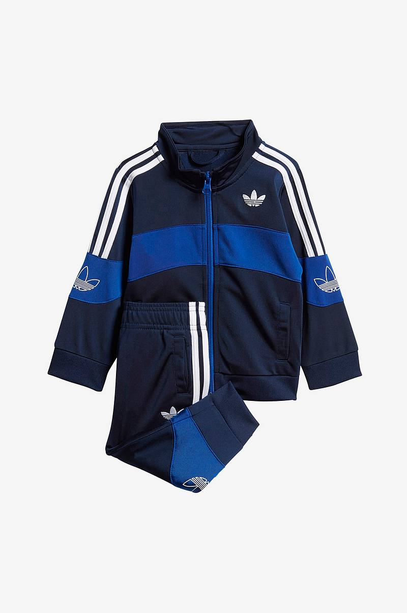Set Bandrix Track Suit