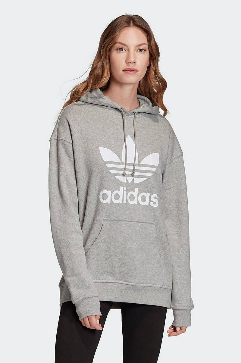 adidas Originals Women's V ocal Cropped Hooded Sweatshirt