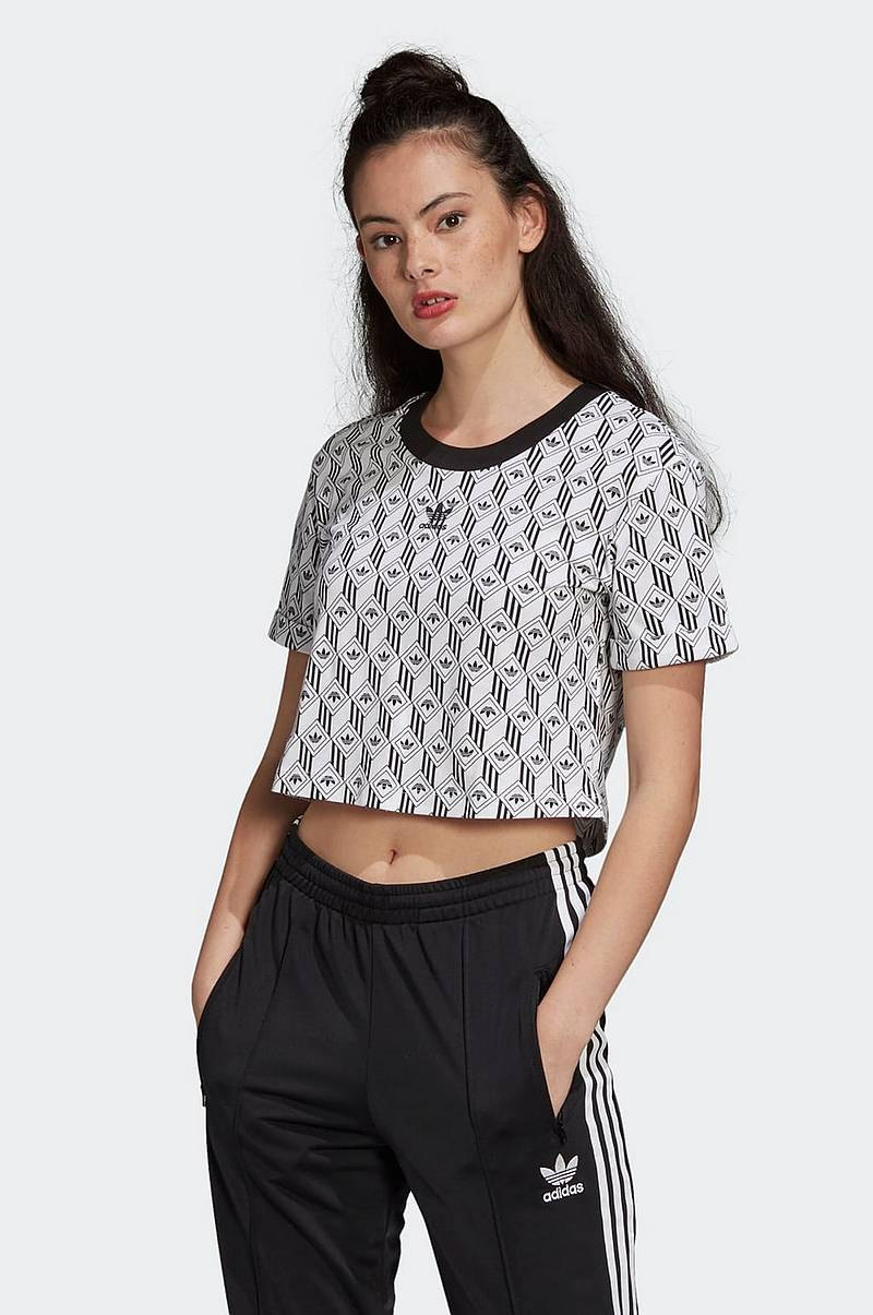 Topp Cropped Tee