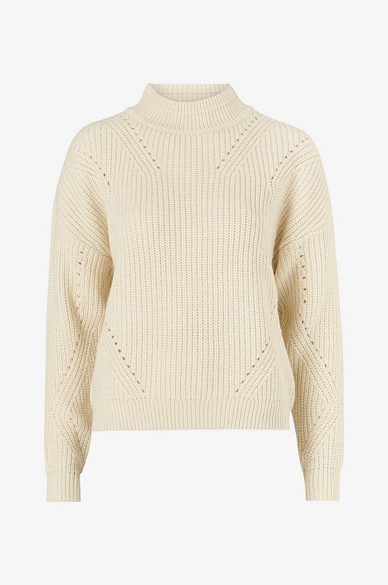 Tröja viBirth Knit Turtle Neck L/S Top