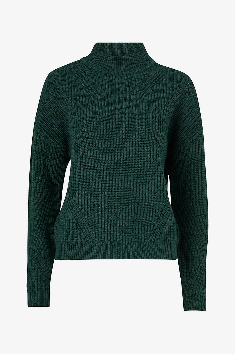 Neulepusero viBirth Knit Turtle Neck L/S Top