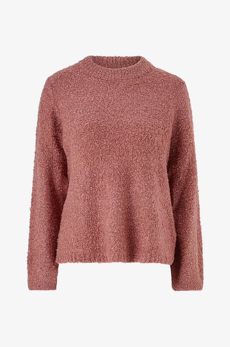 Genser viBossa Knit L/S Funnel Neck Top