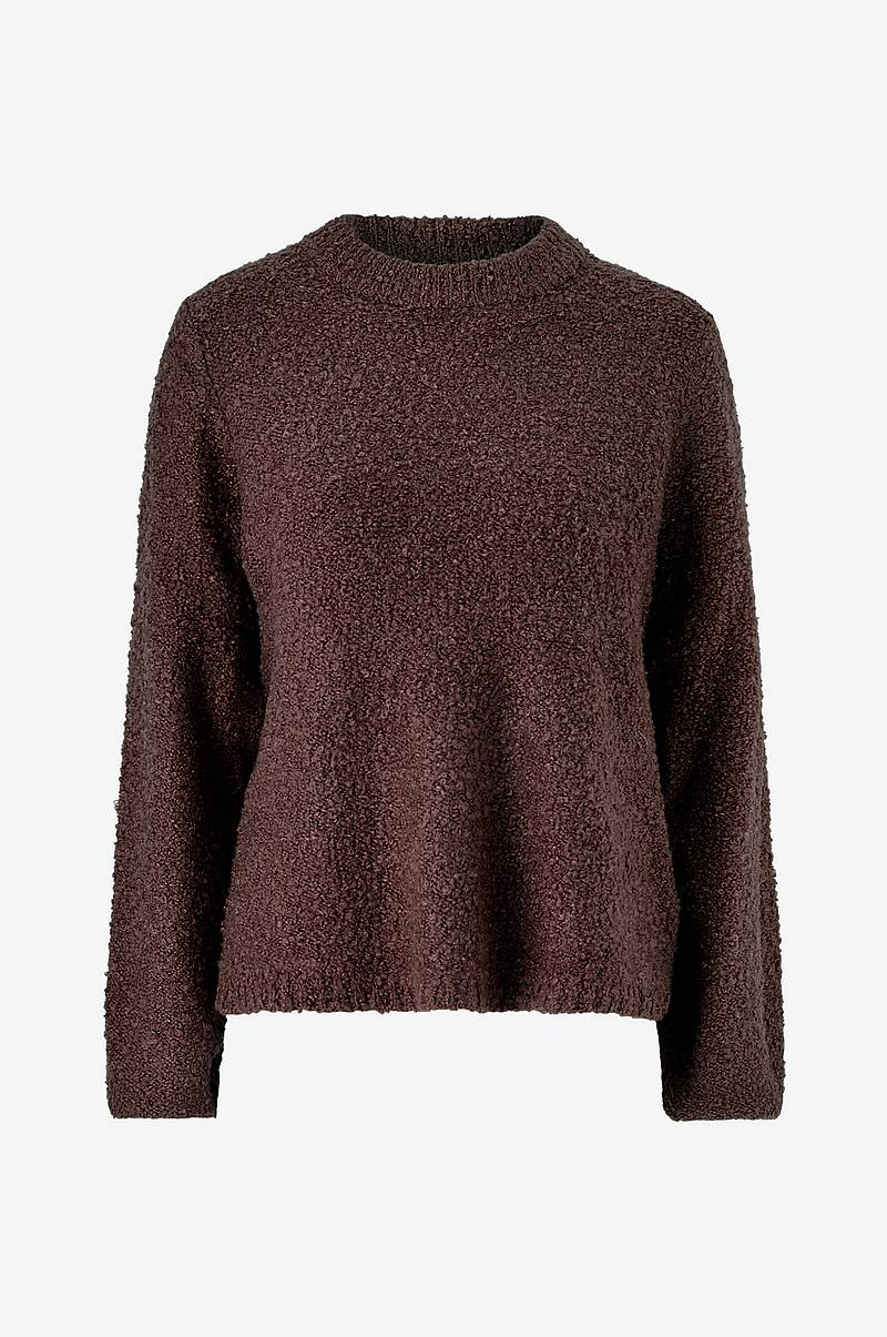 Neulepusero viBossa Knit L/S Funnel Neck Top