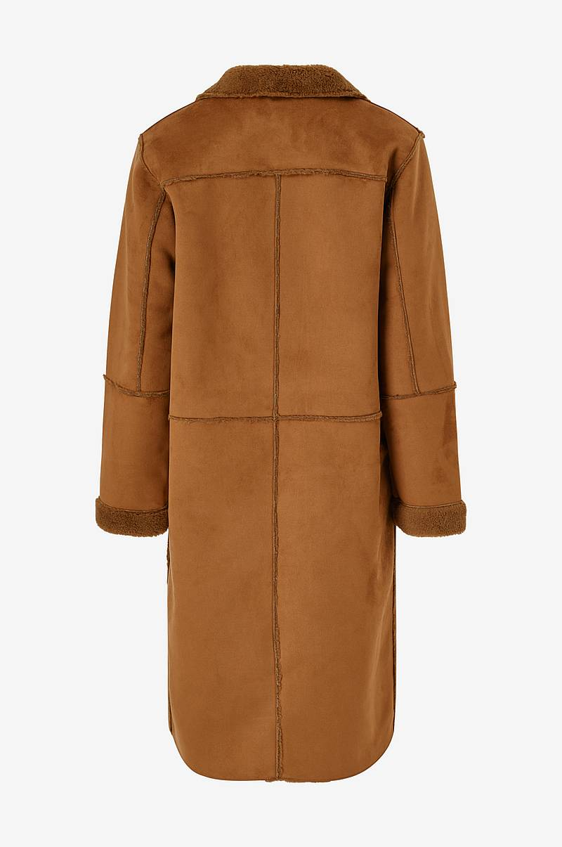 Kappa viSherling Faux Sherling Coat