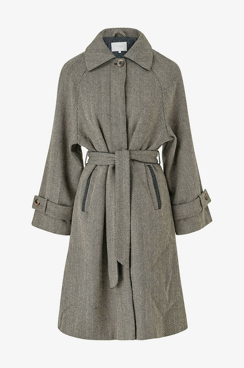 Kåpe viSelda Wool Long Coat