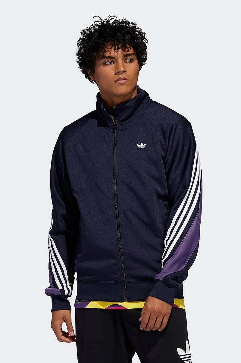 Jacka 3-stripes Wrap Track Jacket